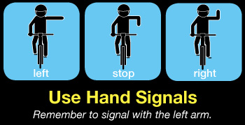 Bicycle Handsignals